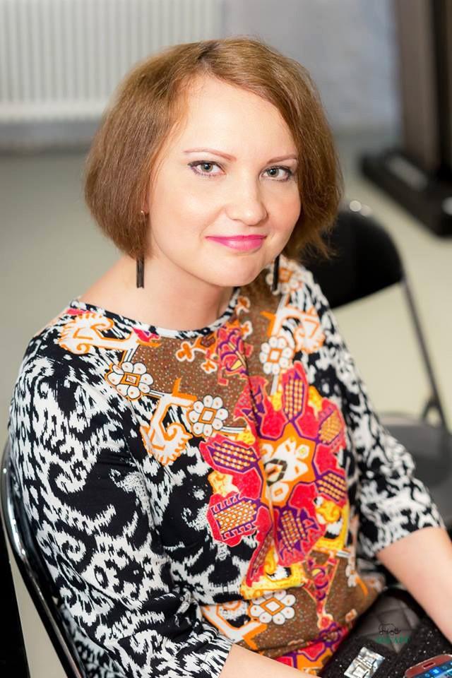 Дизайнер интерьеров, Виталия Романовского